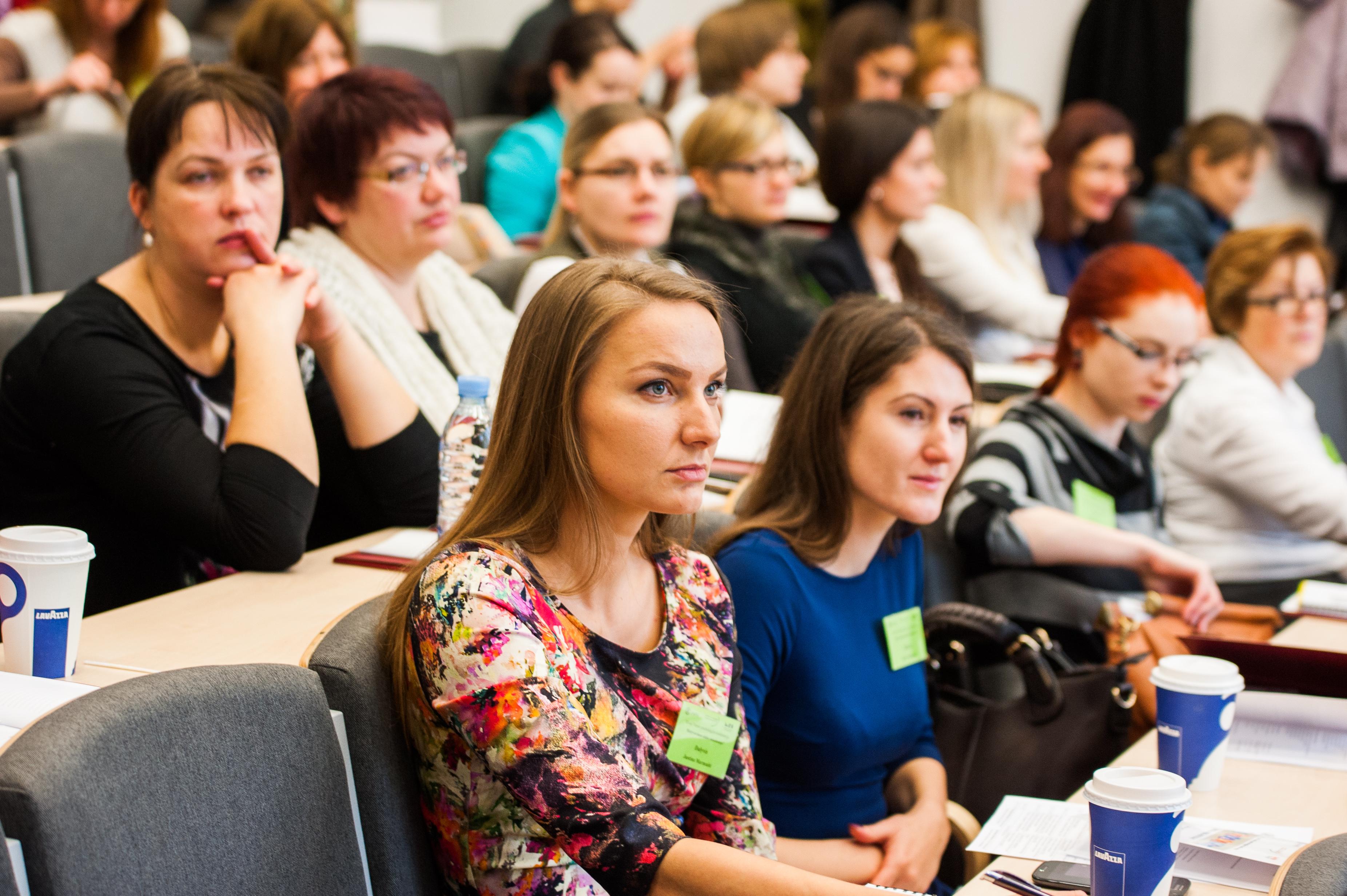 VI-oji Verslo psichologijos konferencija